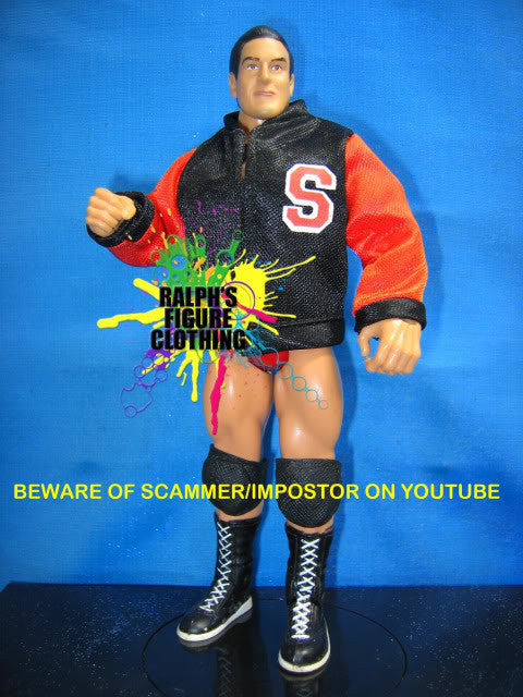 Mike Rotunda Varsity Jacket