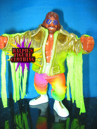 Hasbro Randy Savage Gold Jacket
