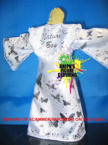 Ric Flair White Robe B