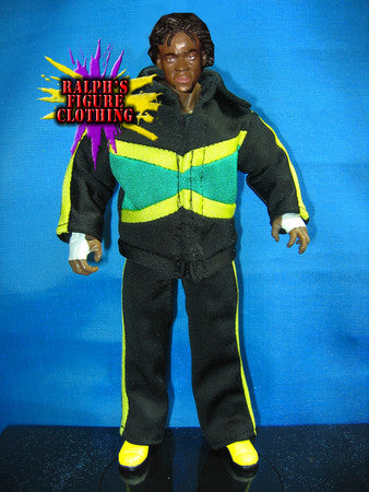 Kofi Kingston Jacket and Pants