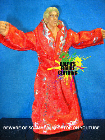Ric Flair Orange Robe A