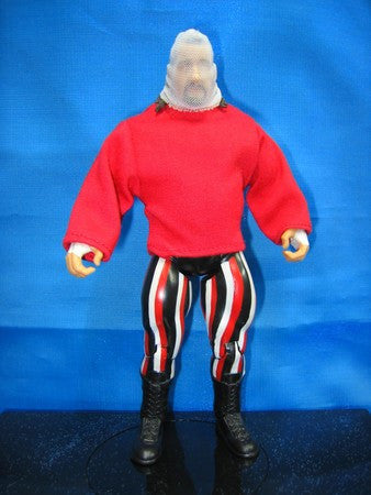 Terry Funk Red Long Sleeve Shirt