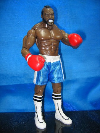 Clubber Lang Blue Trunks