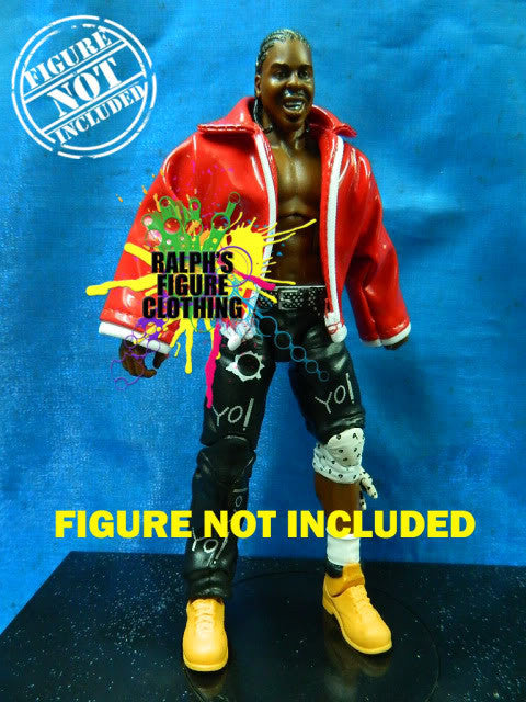 Cryme Tyme JTG Red Jacket