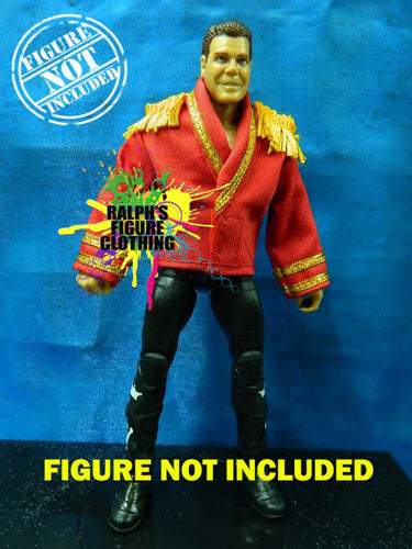 Jerry Lawler Red Jacket