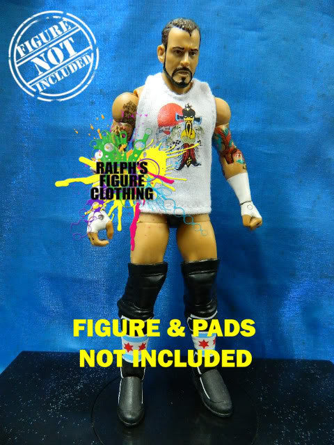 CM Punk China Tank