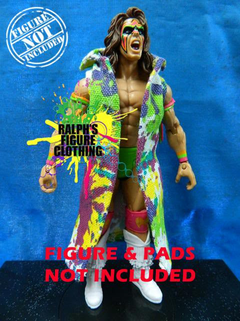 Ultimate Warrior Paint Duster