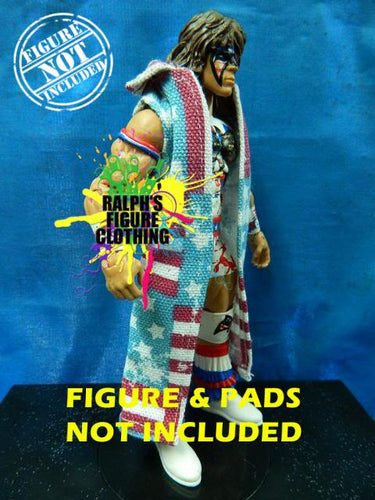Ultimate Warrior USA Duster