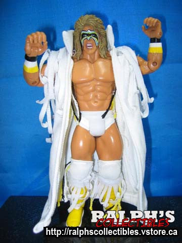 Ultimate Warrior White Coat B