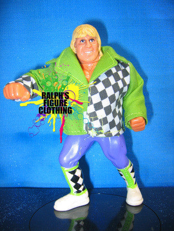 Hasbro Owen Hart New Foundation Jacket