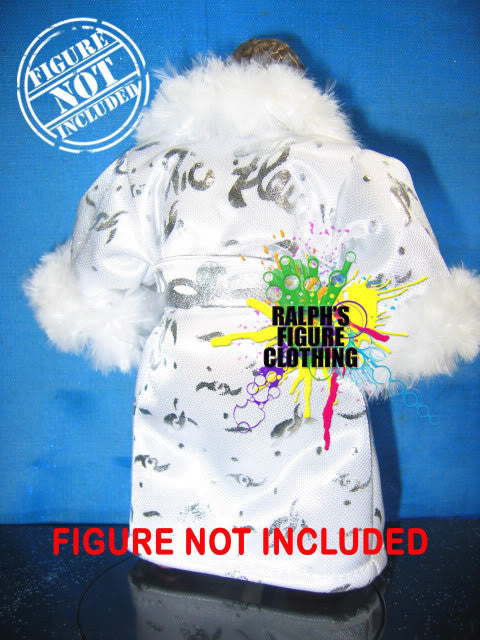 Remco Ric Flair White Robe