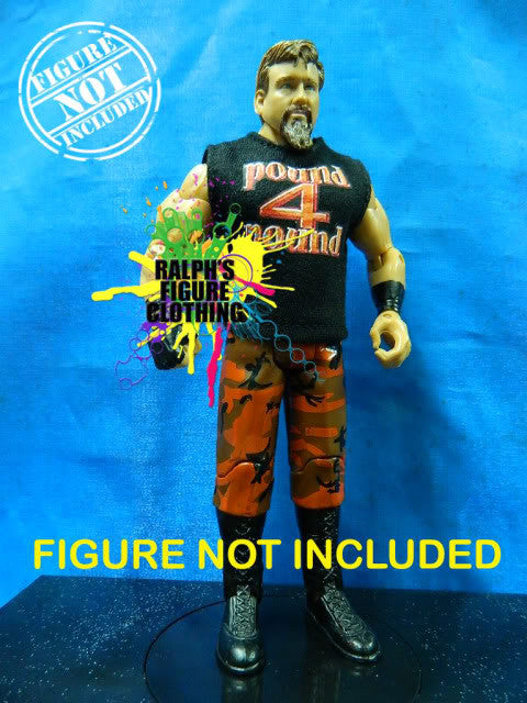 Spike Dudley Black Shirt
