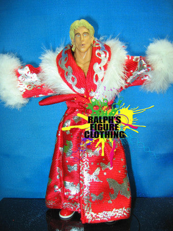 Ric Flair Red Robe C