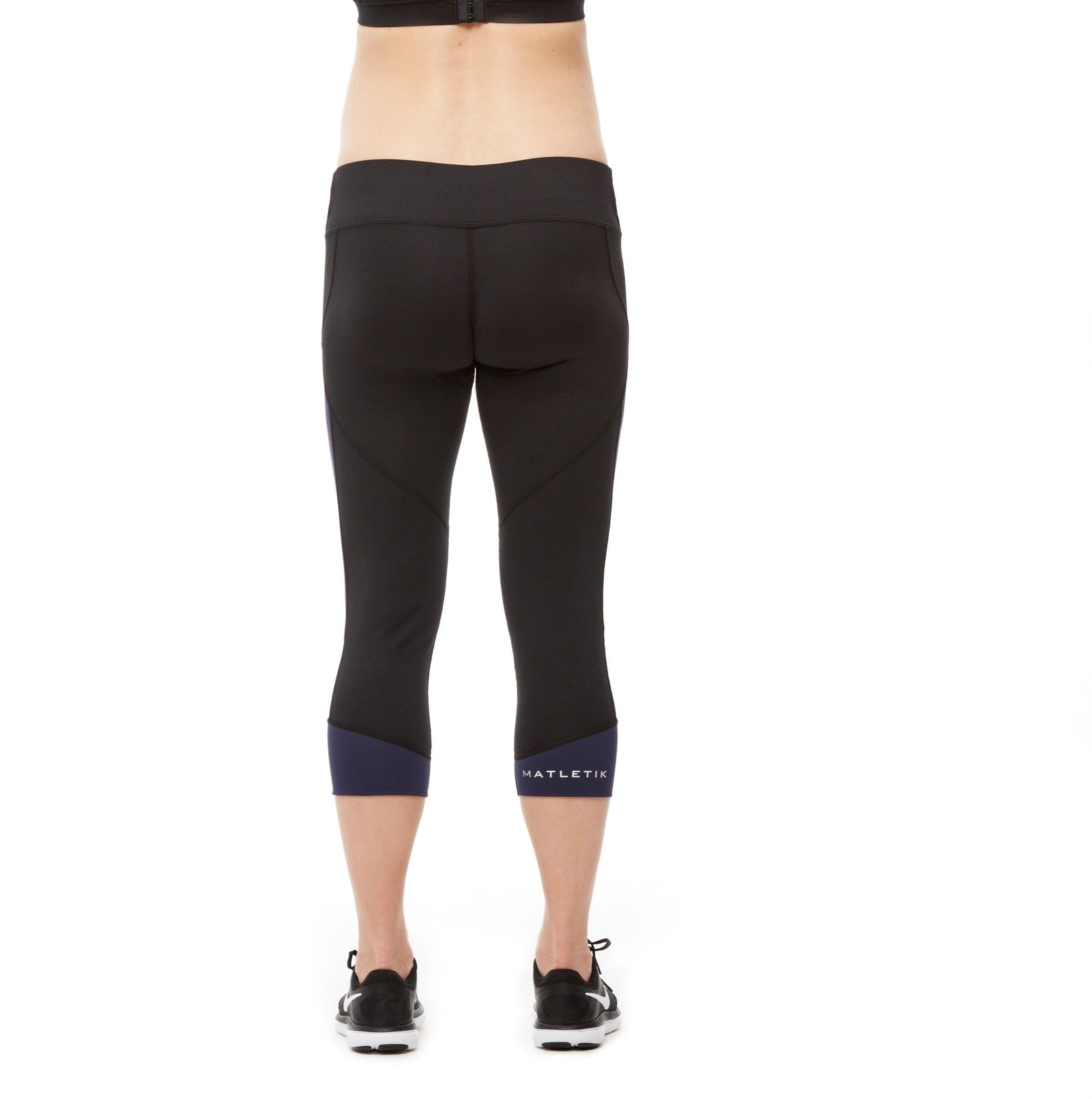 FOCUS LEGGING - Active 3/4 with low waist