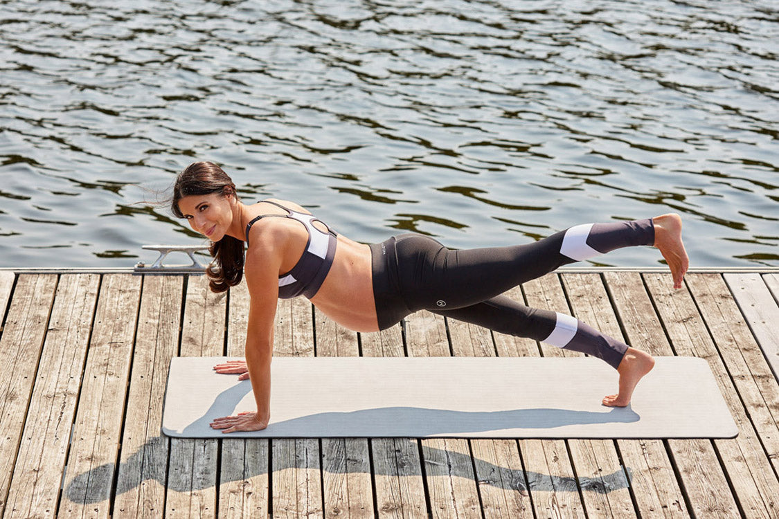 ZEN LEGGING - Active full length with Mid waist