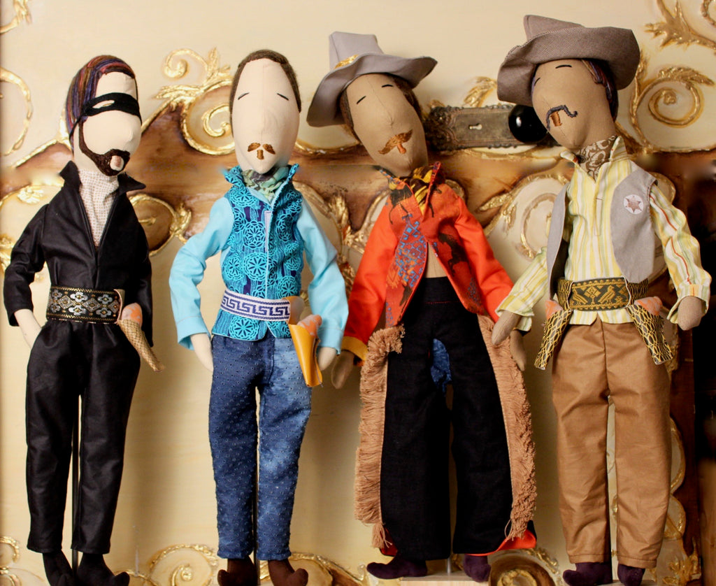 Once Upon the West Dolls