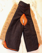 "Chaps: ""Navy"" Western Classic"