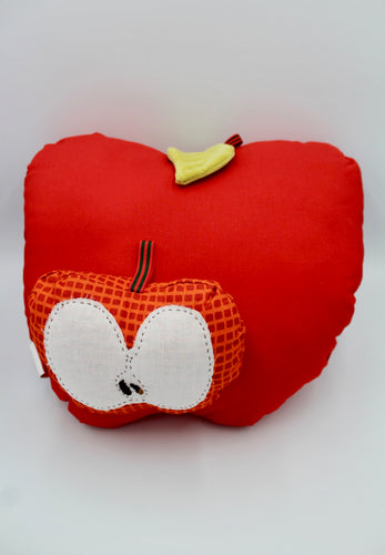 Double Apple Pillow