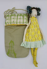 """Anna"" 17 inch  couture rag doll"