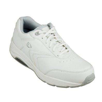 InStride Newport Men's Comfort Therapeutic Extra Depth Walking Shoe leather lace-up - SmartFeetStore.com