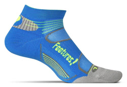 Feetures Elite Light Cushion Low Cut Sock - SmartFeetStore.com