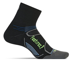 Feetures Elite Ultra Light Cushion Quarter Sock - SmartFeetStore.com
