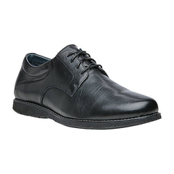 Propet Men's Grisham Black Leather