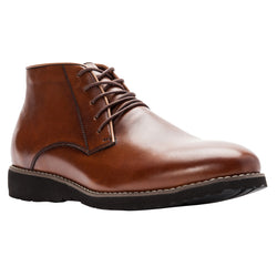 Propet Men's Chukka Boot Grady Tan