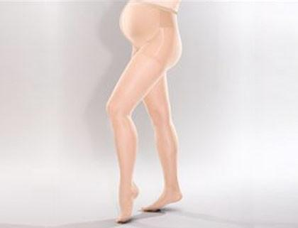 Therafirm Maternity Panty Hose Sheer Compression Stockings Light Support 15-20 mmHg - SmartFeetStore.com