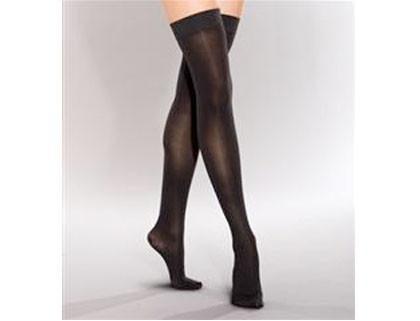 Therafirm Sheer Gradient Compression Hosiery Thigh Length 20-30 mmHg