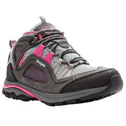 Propet Women's Peak Grey Berry
