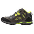 Propet Peak Hiker Womens Boots Dark Grey Lime - SmartFeetStore.com