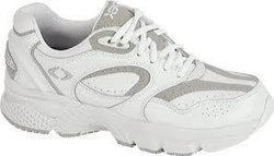 Apex Lace Walker Women's - X Last - White - SmartFeetStore.com