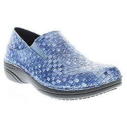 Spring Step Ferrara- Blue Basketweave