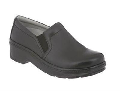 Klogs Naples Black Smooth - SmartFeetStore.com