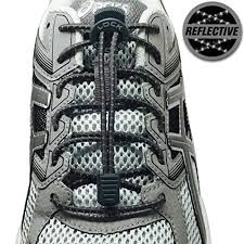 Lock Laces Brand Sports  Ajustable Elastic Shoestrings - SmartFeetStore.com