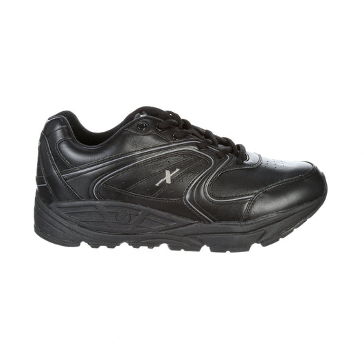 Xelero New Matrix II Leather Black-Womens - SmartFeetStore.com