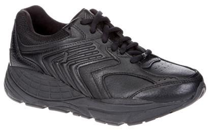 Xelero Matrix Leather Black-Mens - SmartFeetStore.com