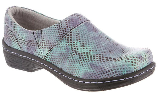 Klogs Mission Teal/Purple - SmartFeetStore.com
