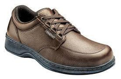 Orthofeet Avery Island Mens Casual Brown - SmartFeetStore.com