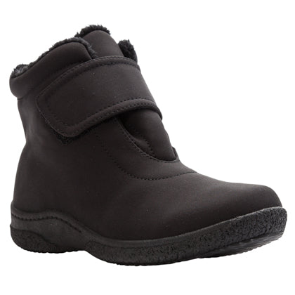 Propet Madi Ankle Strap  Womens Boots Black - SmartFeetStore.com