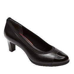 Rockport Total Motion Melora Gore Captoe  Black