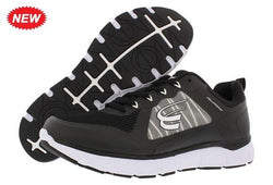 Spira  CloudWalker  Men's Black/White - SmartFeetStore.com