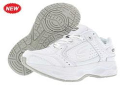 Spira Classic Walker II Womens White Leather - SmartFeetStore.com