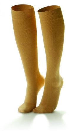 Dr Comfort Tencel Womens Trouser Compression Socks Knee Length 15-20 mmHg - SmartFeetStore.com