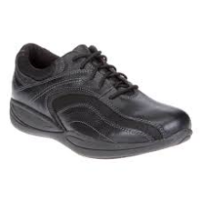 Xelero Madera Women's Comfort Therapeutic Extra Depth Casual Shoe leather lace-up - SmartFeetStore.com