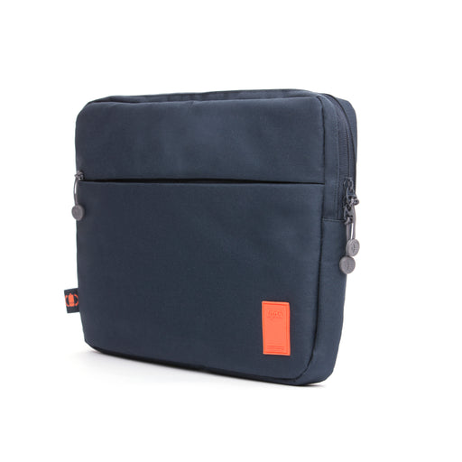 Laptop Sleeve | Navy Blue | Accessories | Lefrik | [product_tag] - Fair Bazaar Ethical Living
