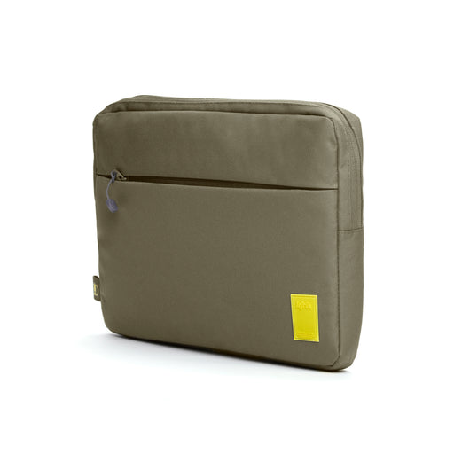 Laptop Sleeve | Olive | Accessories | Lefrik | [product_tag] - Fair Bazaar Ethical Living