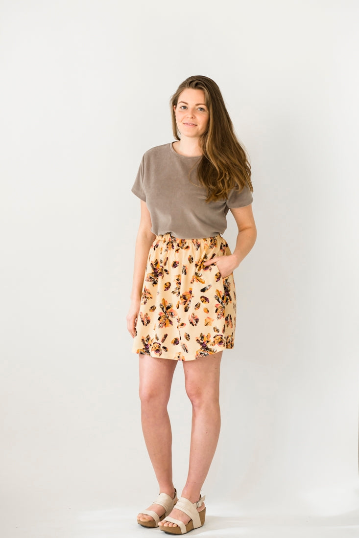 Crystal Seeker Skirt | Bottoms | Mori Collective | [product_tag] - Fair Bazaar Ethical Living