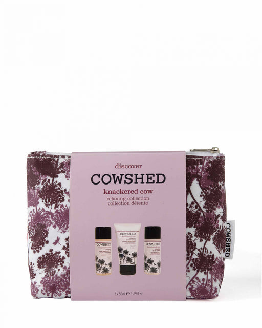Knackered Cow Relaxing Discover Bag - Fair Bazaar Ethical Living